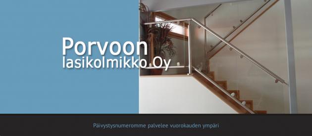 Porvoon Lasikolmikko Oy