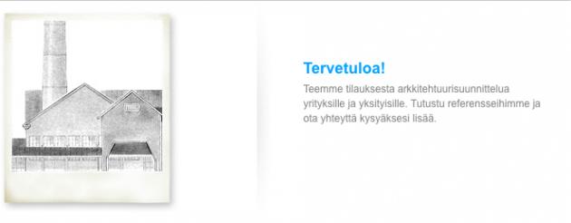 Arkkitehtitoimisto Arkkon Olli Nurminen Ky