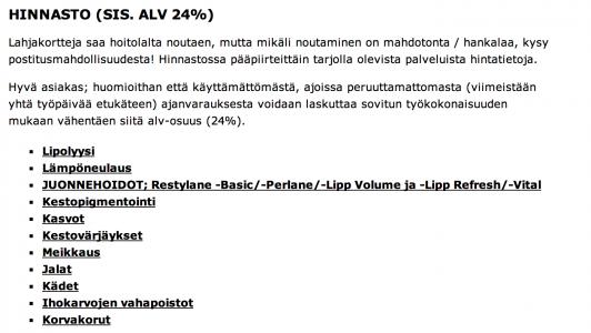Hoitola Virvatuli