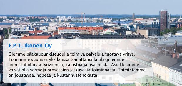 E.P.T. Ikonen Oy