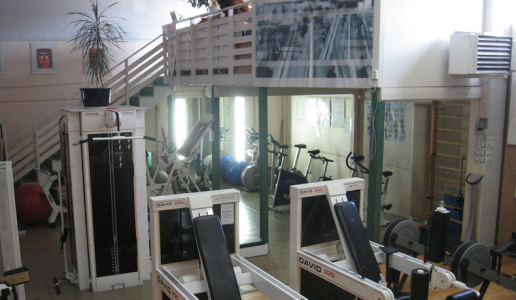 Liikuntakeskus Partola