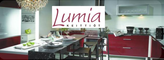Lumia keittiöt