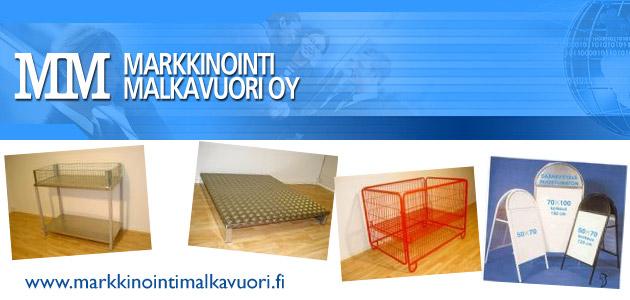 Markkinointi Malkavuori Oy
