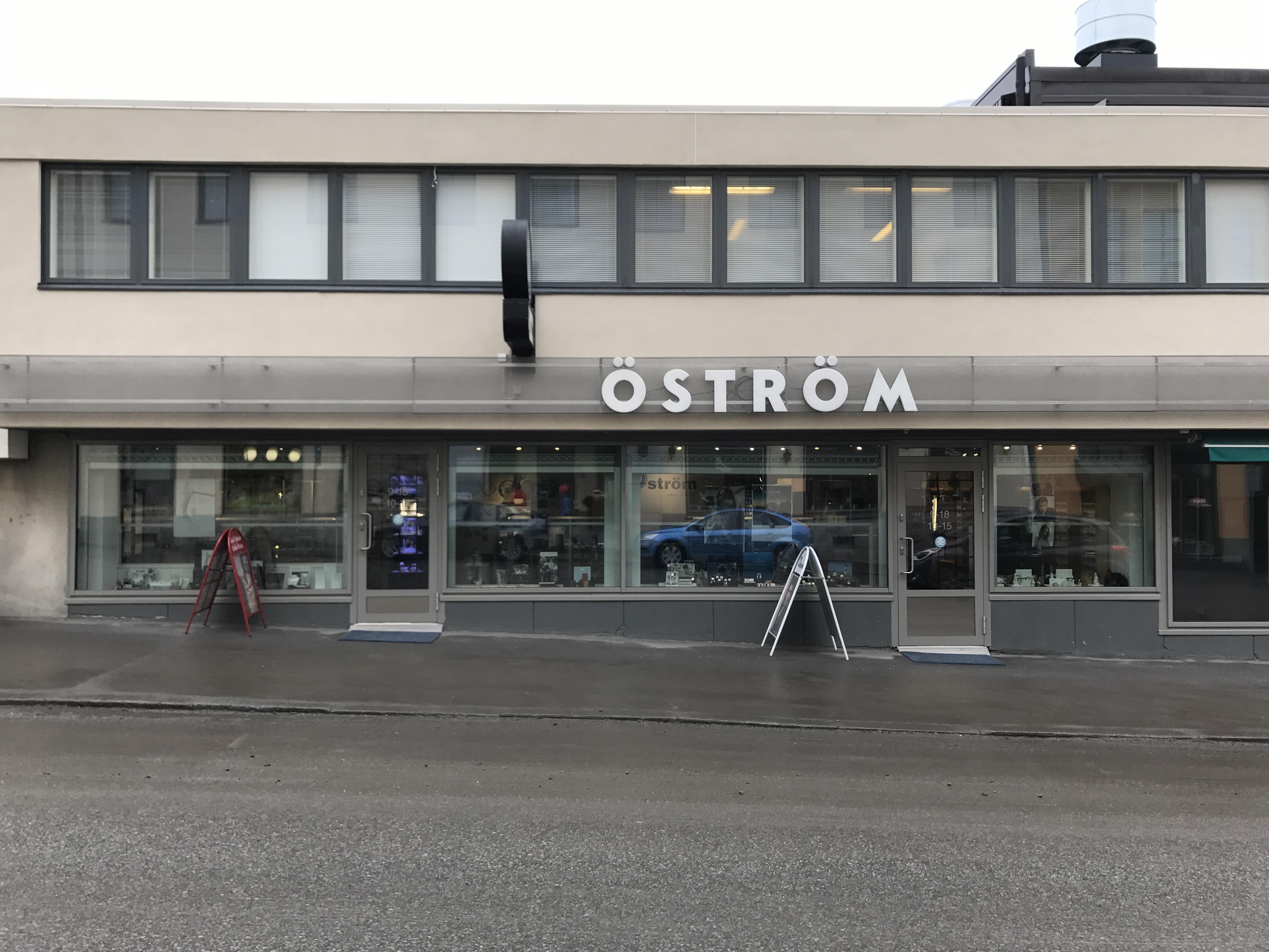 Öström Ur Guld Optik Ab
