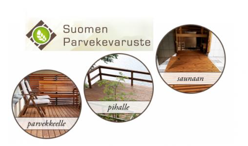Suomen Parvekevaruste Ky