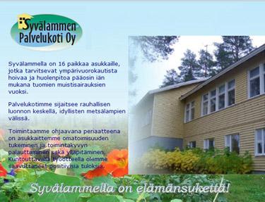 vanhusten hoitokoti Hameenlinna