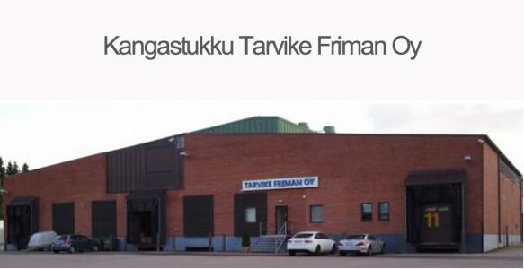 Tarvike Friman Oy
