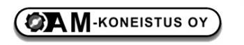 AM-Koneistus Oy