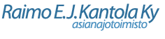 Asianajotoimisto Raimo E.J. Kantola Ky