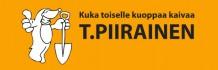 Kaivinkoneurakointi Timo Piirainen