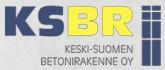 KSBR Keski-Suomen Betonirakenne Oy
