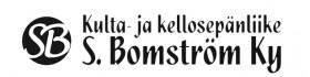Kulta- ja Kellosepänliike Bomström S. Ky