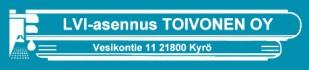 LVI-Asennus Toivonen Oy