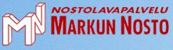 Nostopalvelu Markun Nosto