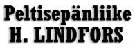 Peltisepänliike H. Lindfors Oy
